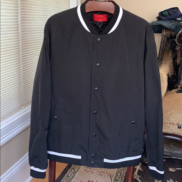 Hugo Boss Other - Hugo Boss men's varsity jacket XL NWOT
